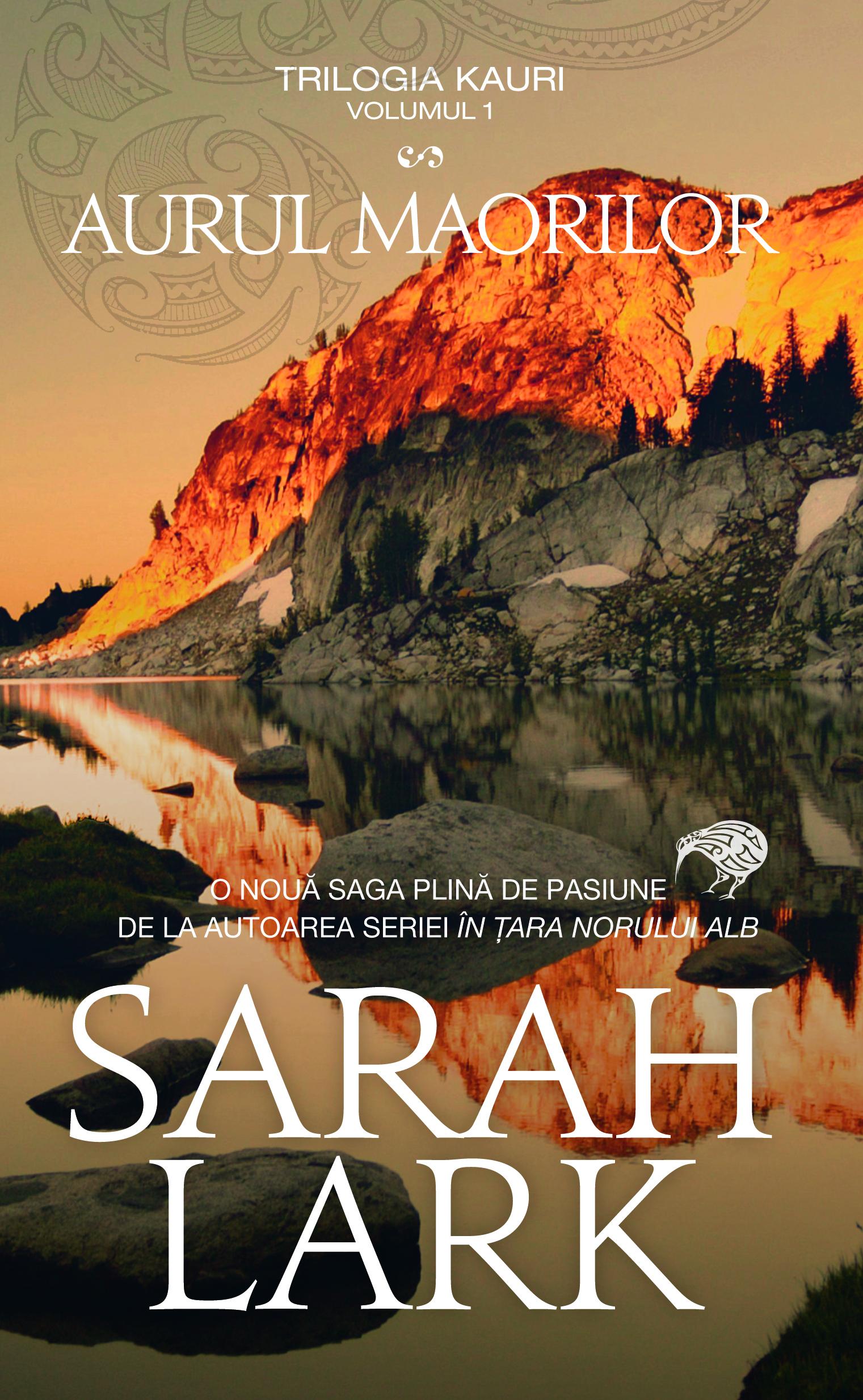Aurul maorilor | Sarah Lark
