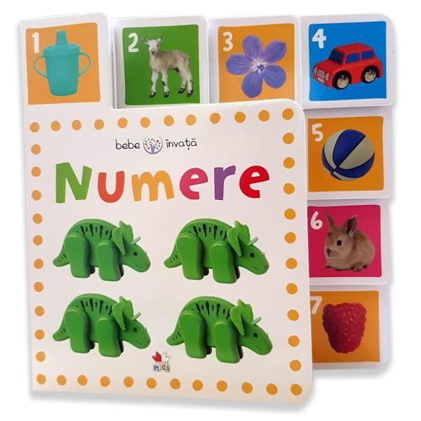 Imagine Numere - Bebe Invata -