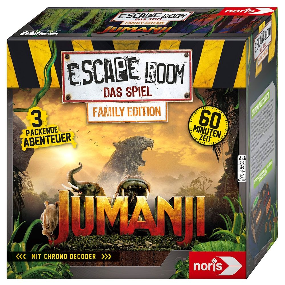 Joc - Escape Room - Jumanji | Noris