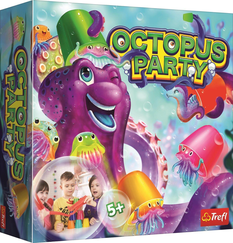 Octopus Party | Trefl