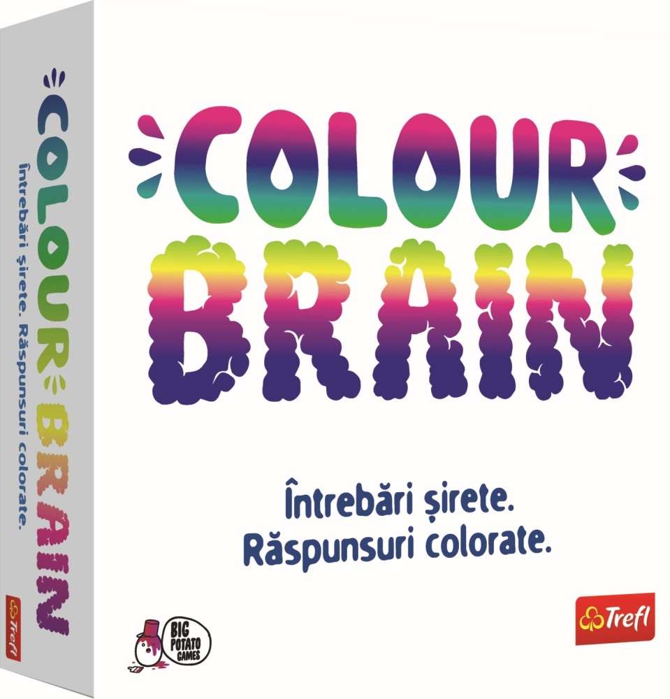Joc - Colour Brain - Creierul la lucru | Trefl