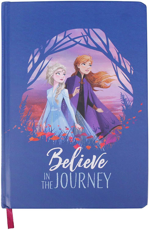 Jurnal A5 Frozen 2 - Journey