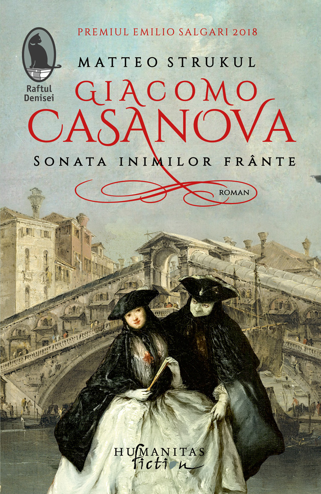 Giacomo Casanova | Matteo Strukul