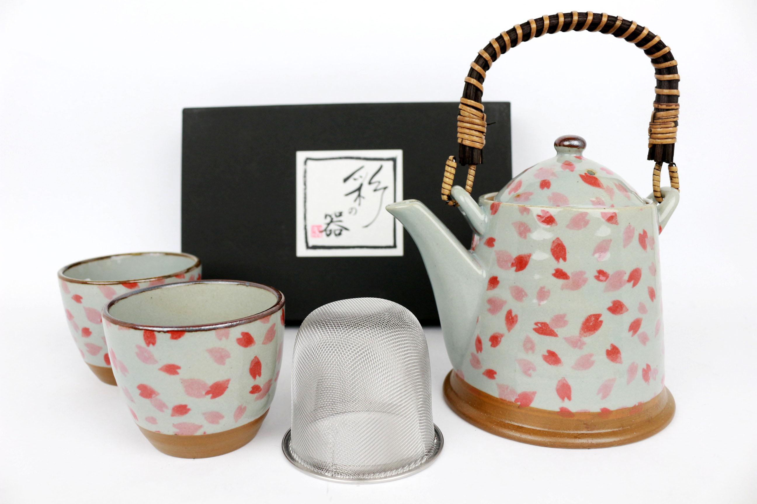 Set ceainic si cesti - Tajimi