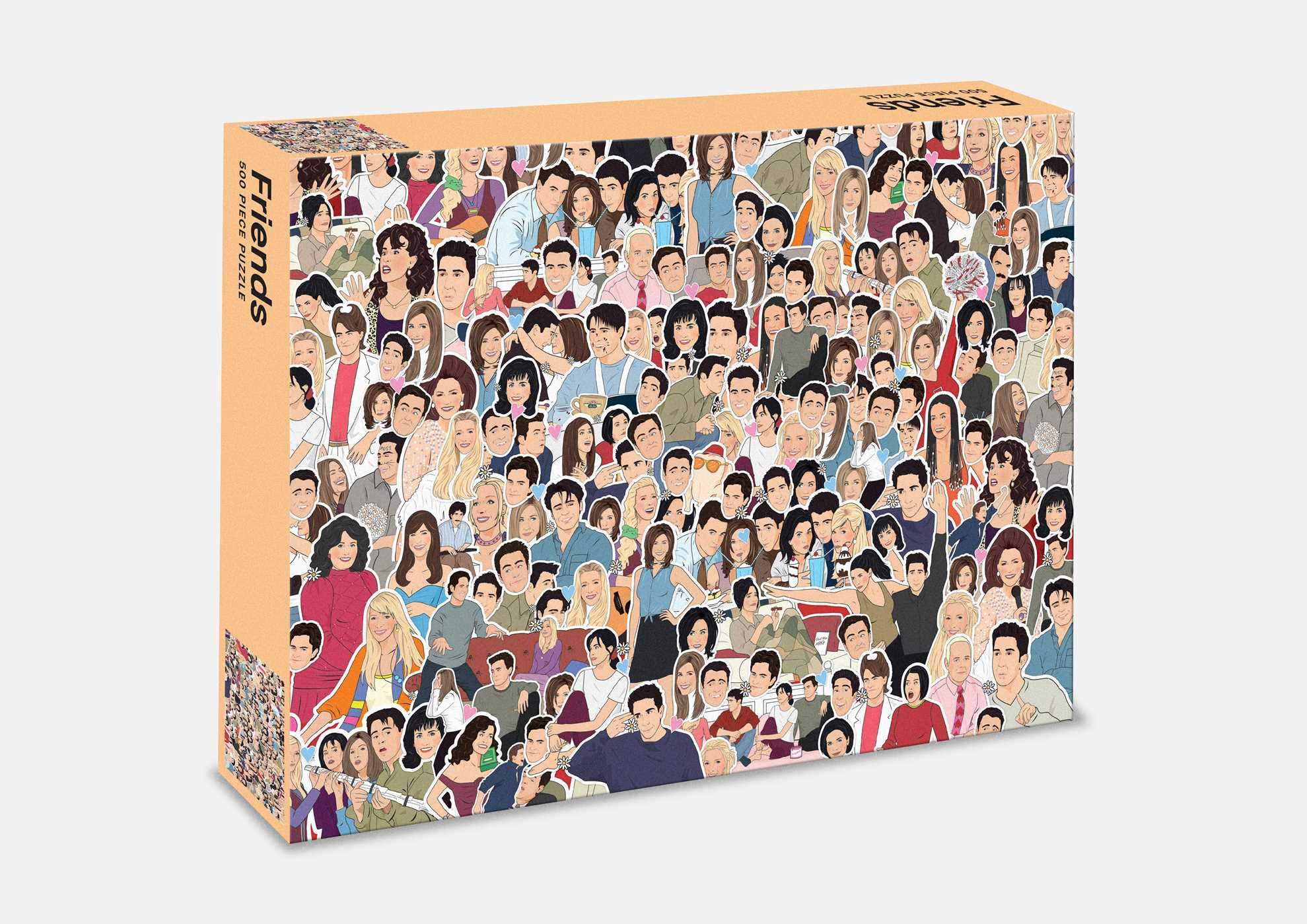 Friends Jigsaw Puzzle | Smith Street Gift