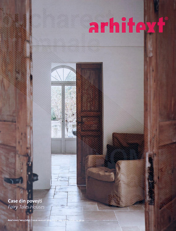 Revista Arhitext Nr. 4/2019 Iulie - August