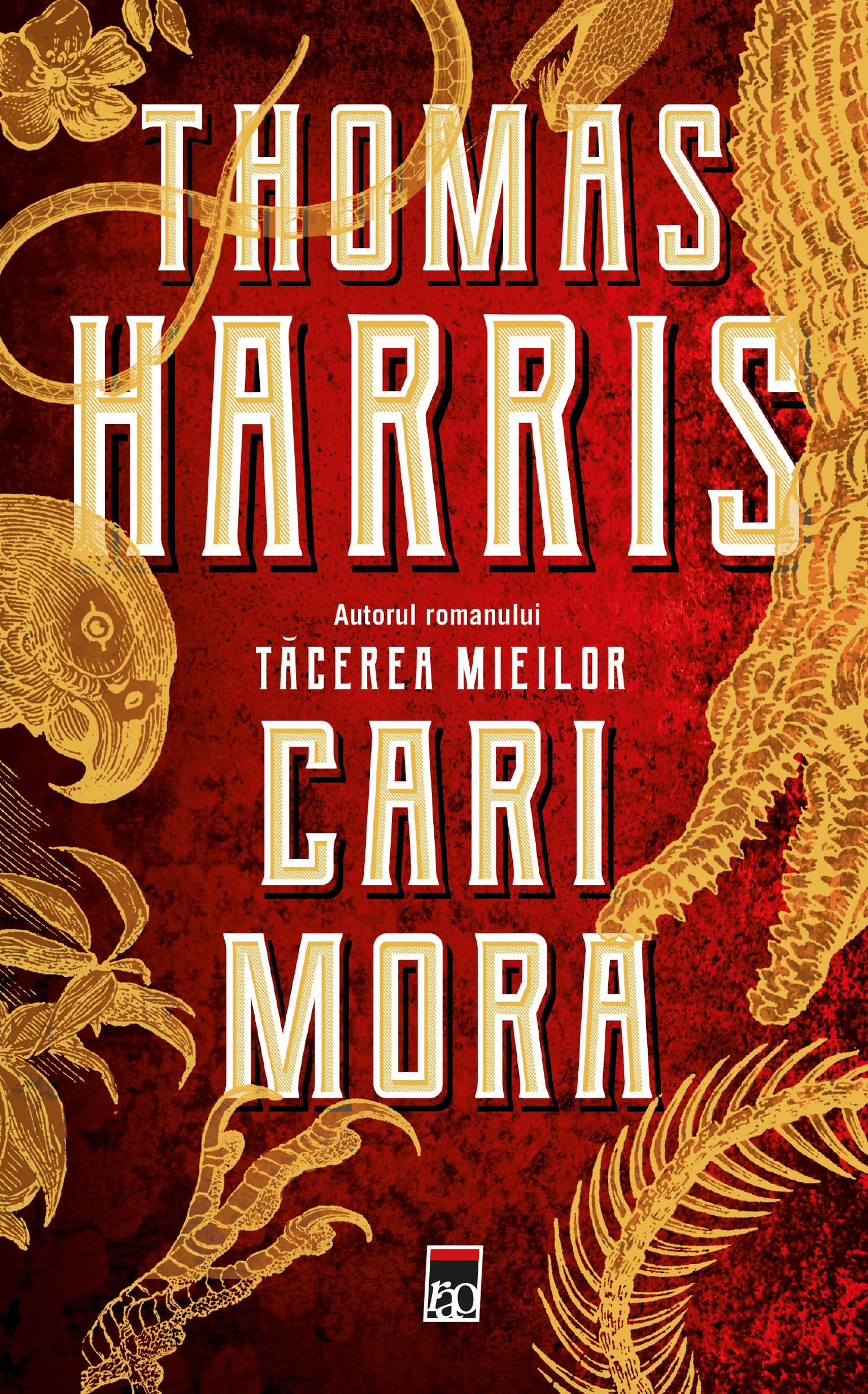 Cari Mora   Thomas Harris