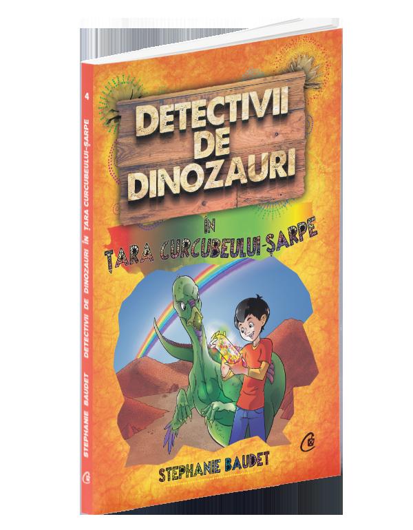 Detectivii de dinozauri în ?ara curcubeului - ?arpe
