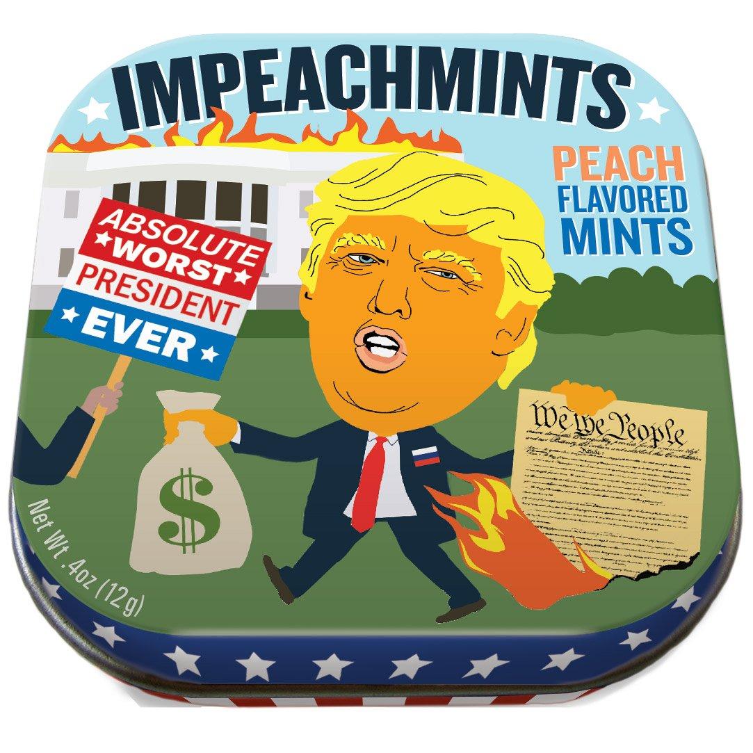 Dropsuri mentolate - Trump Impeachmints thumbnail
