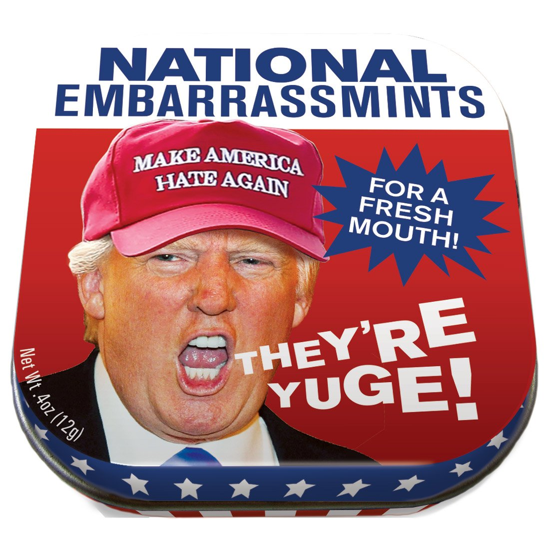 Dropsuri mentolate - Trump Embarrassmints thumbnail