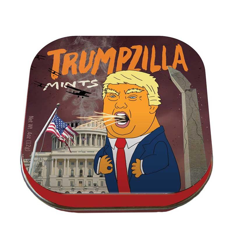 Dropsuri mentolate - Trumpzilla Mints thumbnail