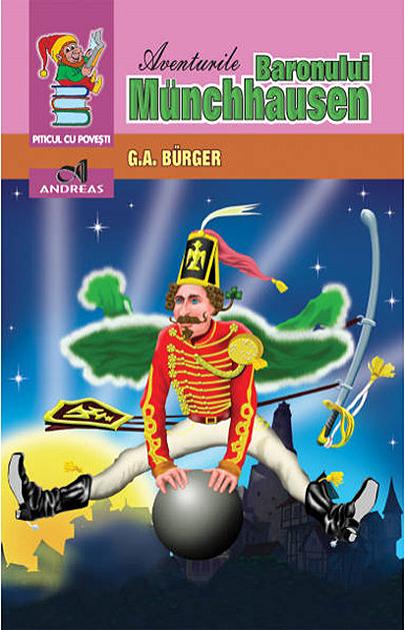 Aventurile Baronului Munchhausen   G.A. Burger