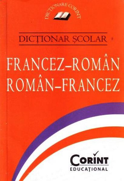 Dictionar scolar Francez-Roman; Roman-Francez thumbnail