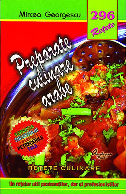 296 - Preparate culinare arabe