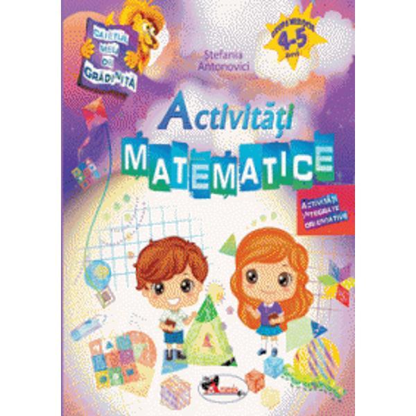 Activitati matematice (4-5 ani)