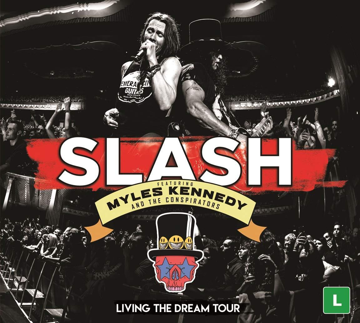 Living the dream tour