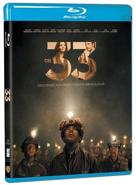 Cei 33 (Blu Ray Disc) / The 33
