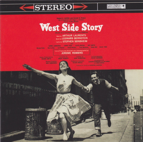 West Side Story - Original Broadway Cast Recording