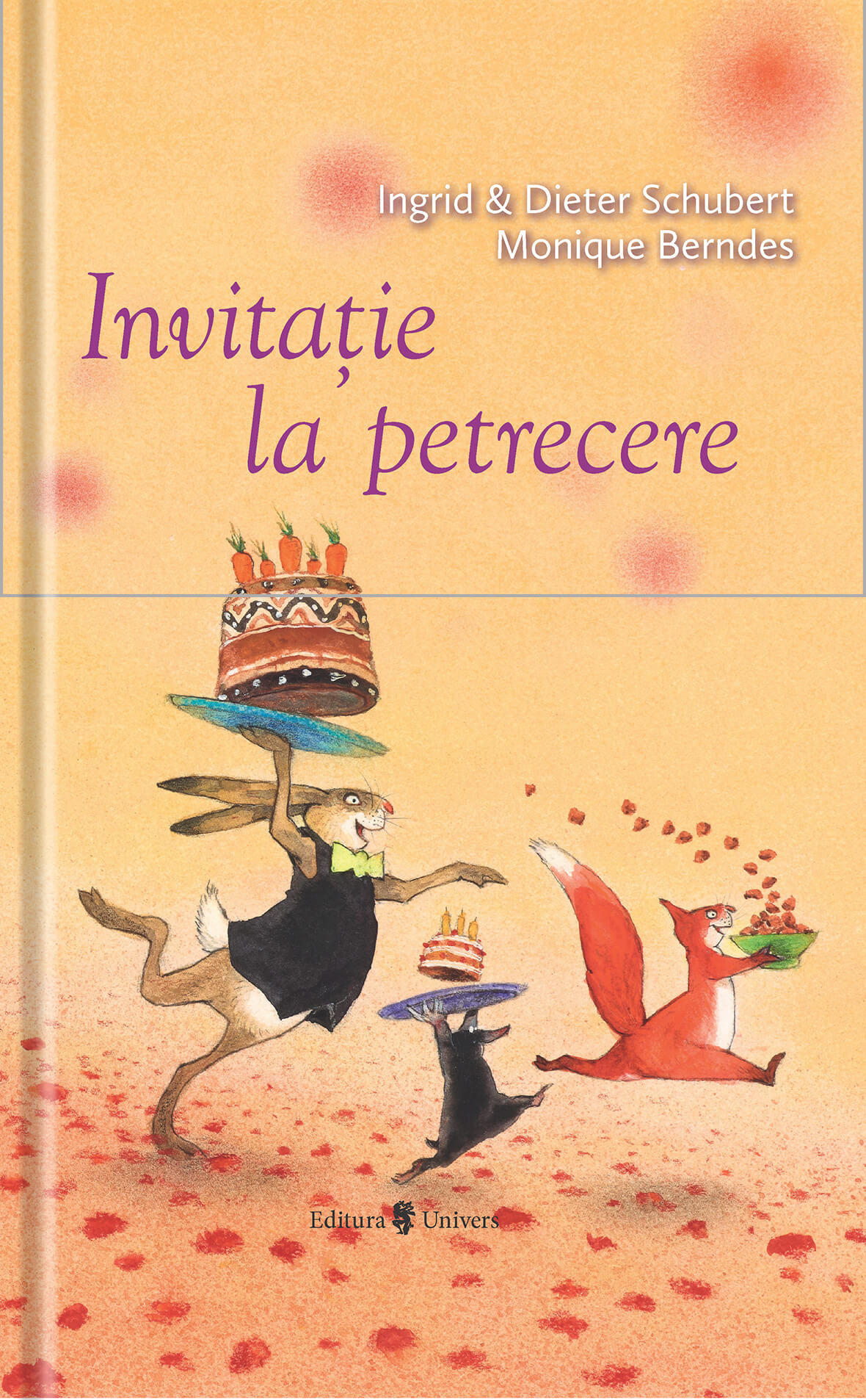 Invitatie la petrecere