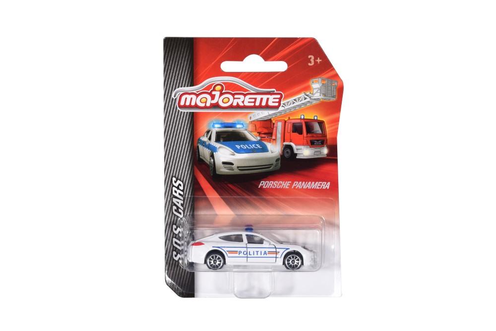 Masinute - Majorette machete metalice S.O.S cars -diverse modele   Majorette - 3