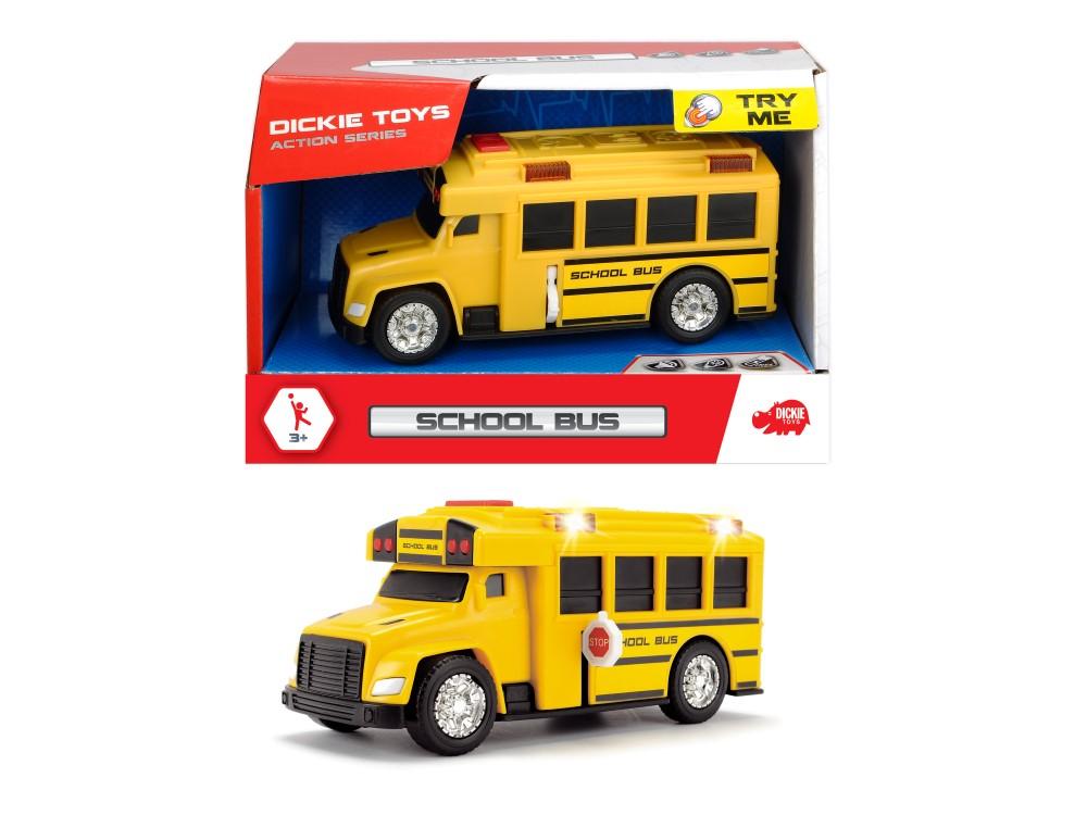 Masinuta - Autobuz scoala | Dickie Toys