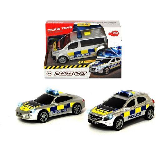 Masinuta- Masina de politie cu sunete si lumini | Dickie Toys