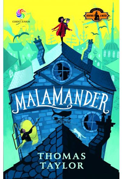 Malamander   Thomas Taylor