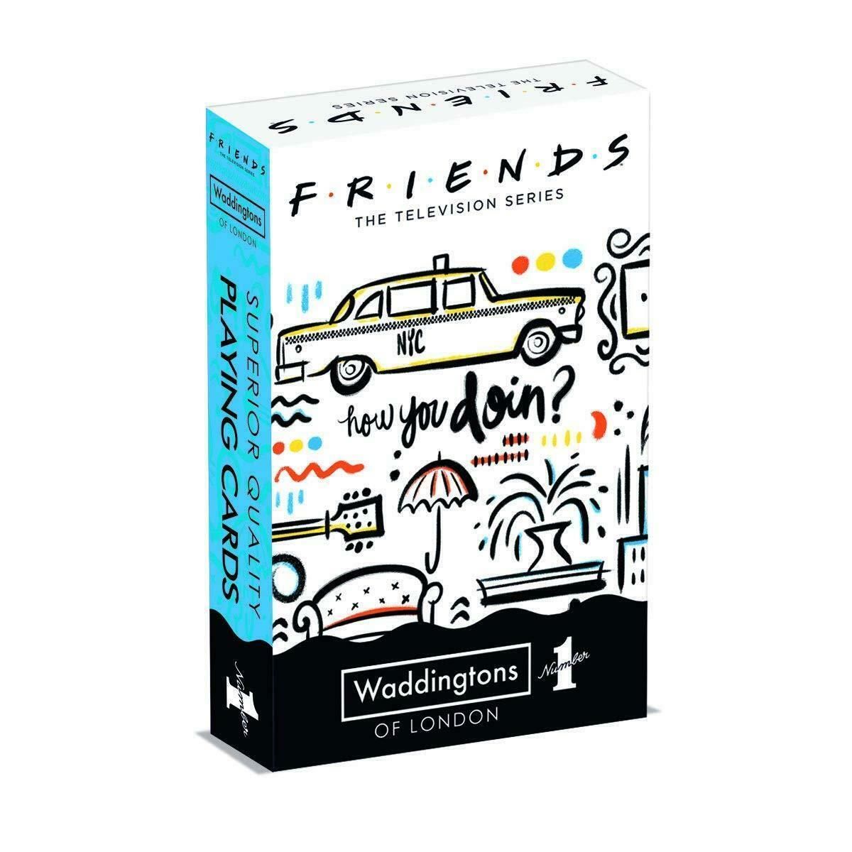 Carti de joc - Friends thumbnail