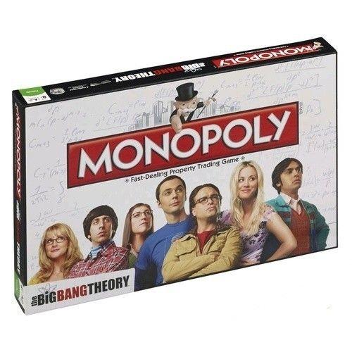 Monopoly - Teoria Big Bang-ului | Hasbro