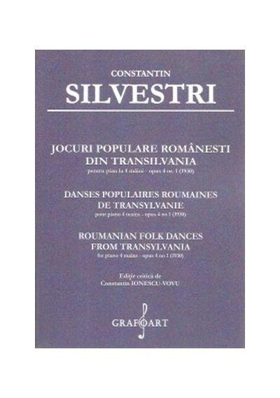 Jocuri populare romanesti din Transilvania