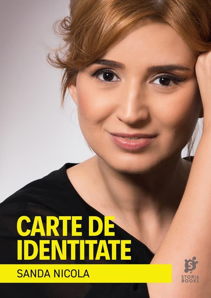 Imagine Carte De Identitate - Sanda Nicola