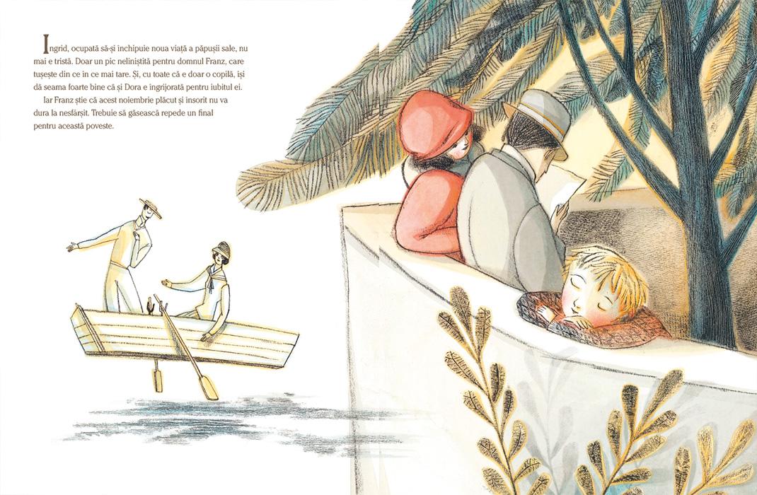 Franz, Dora, Fetita Si Papusa | Didier Levy