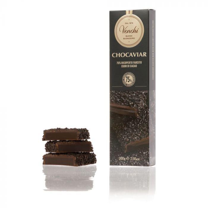 Tableta de ciocolata - Chocaviar