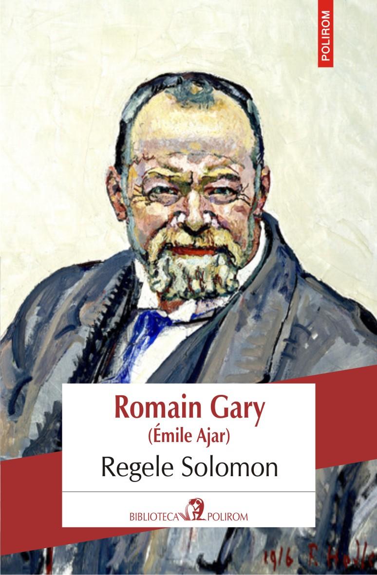 Regele Solomon   Romain Gary