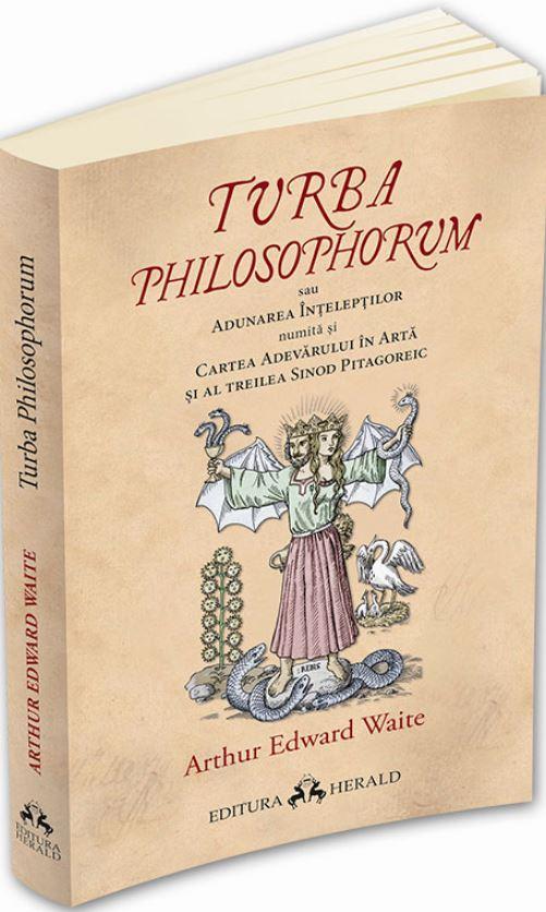 Imagine Turba Philosophorum - Arthur Edward Waite