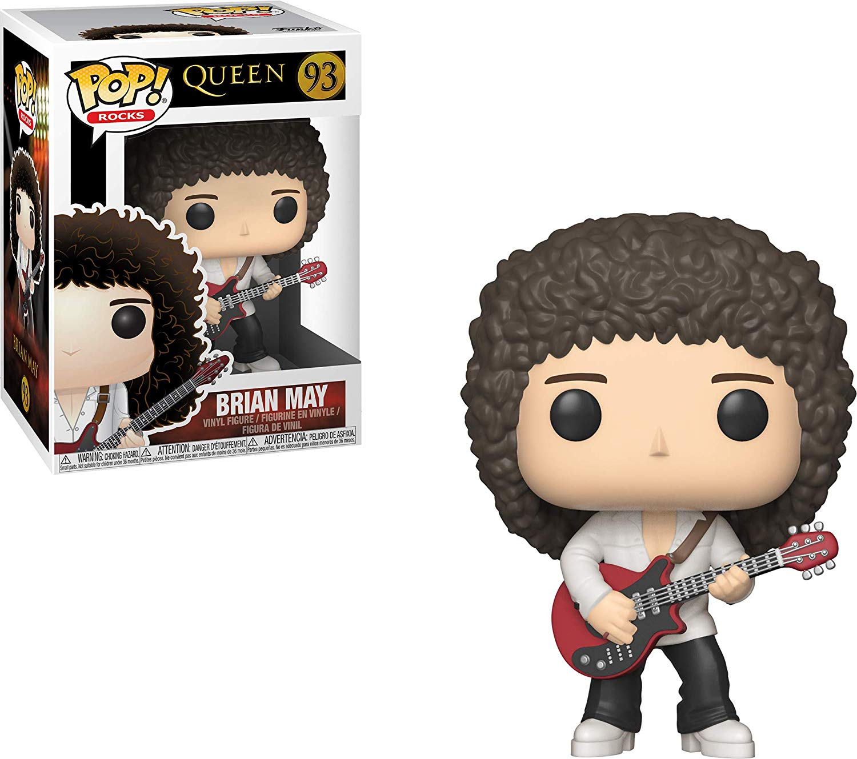 Figurina - Queen - Brian May thumbnail