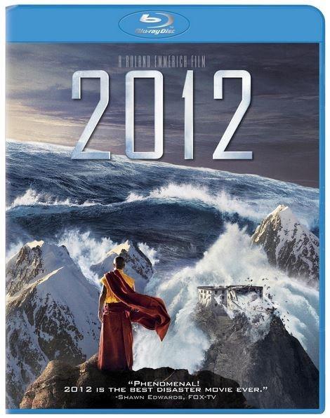 2012 (Blu Ray Disc) / 2012