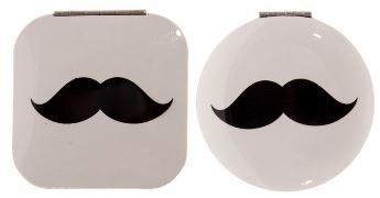 Oglinda compacta - Moustache - mai multe modele