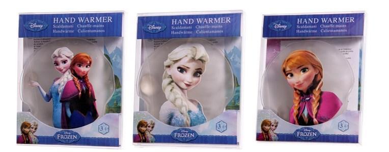 Incalzire maini - Frozen - mai multe modele
