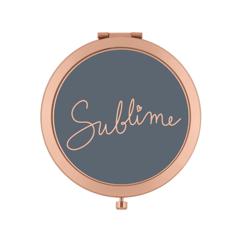 Oglinda compacta - Laurence Sublime