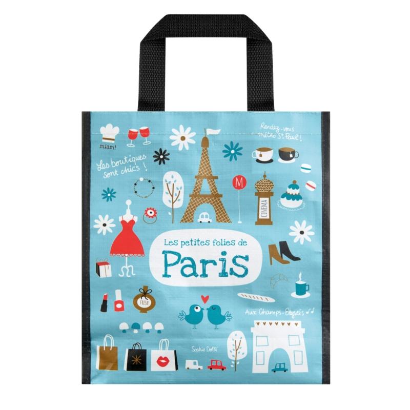 Tote bag - Petites folies de Paris