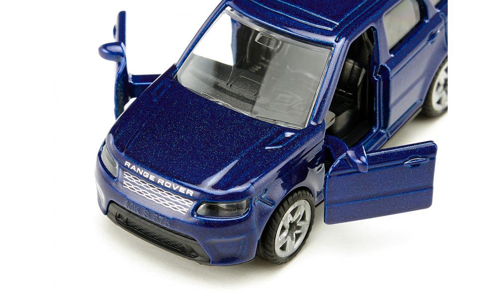 Jucarie - Range Rover   Siku - 1