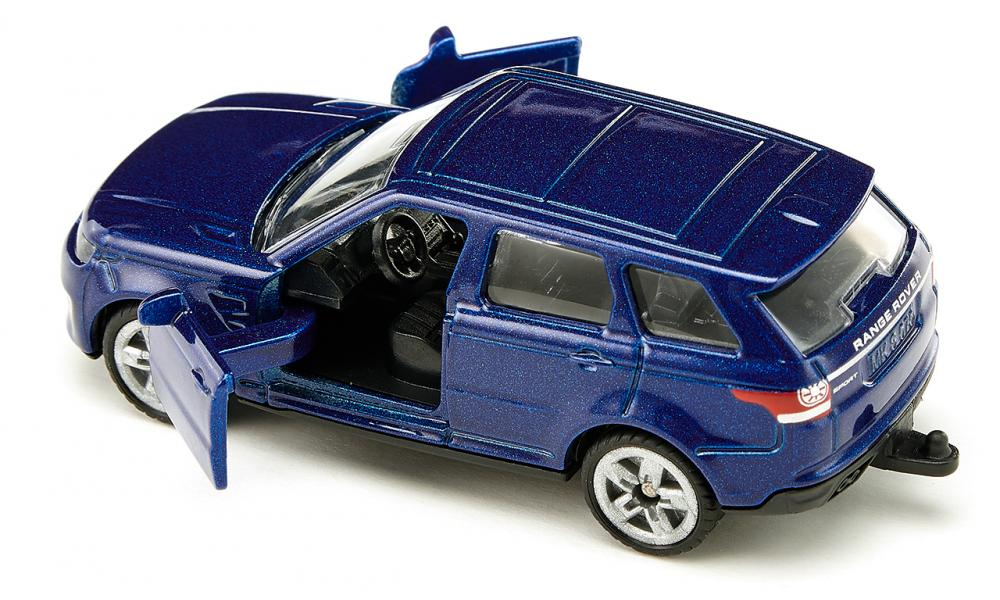 Jucarie - Range Rover   Siku - 3