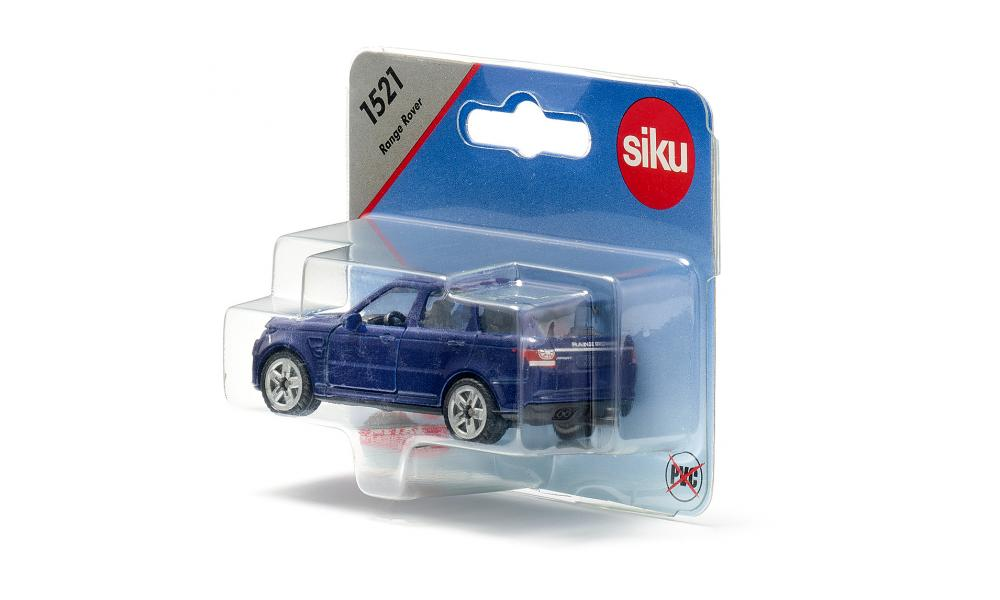 Jucarie - Range Rover   Siku - 5