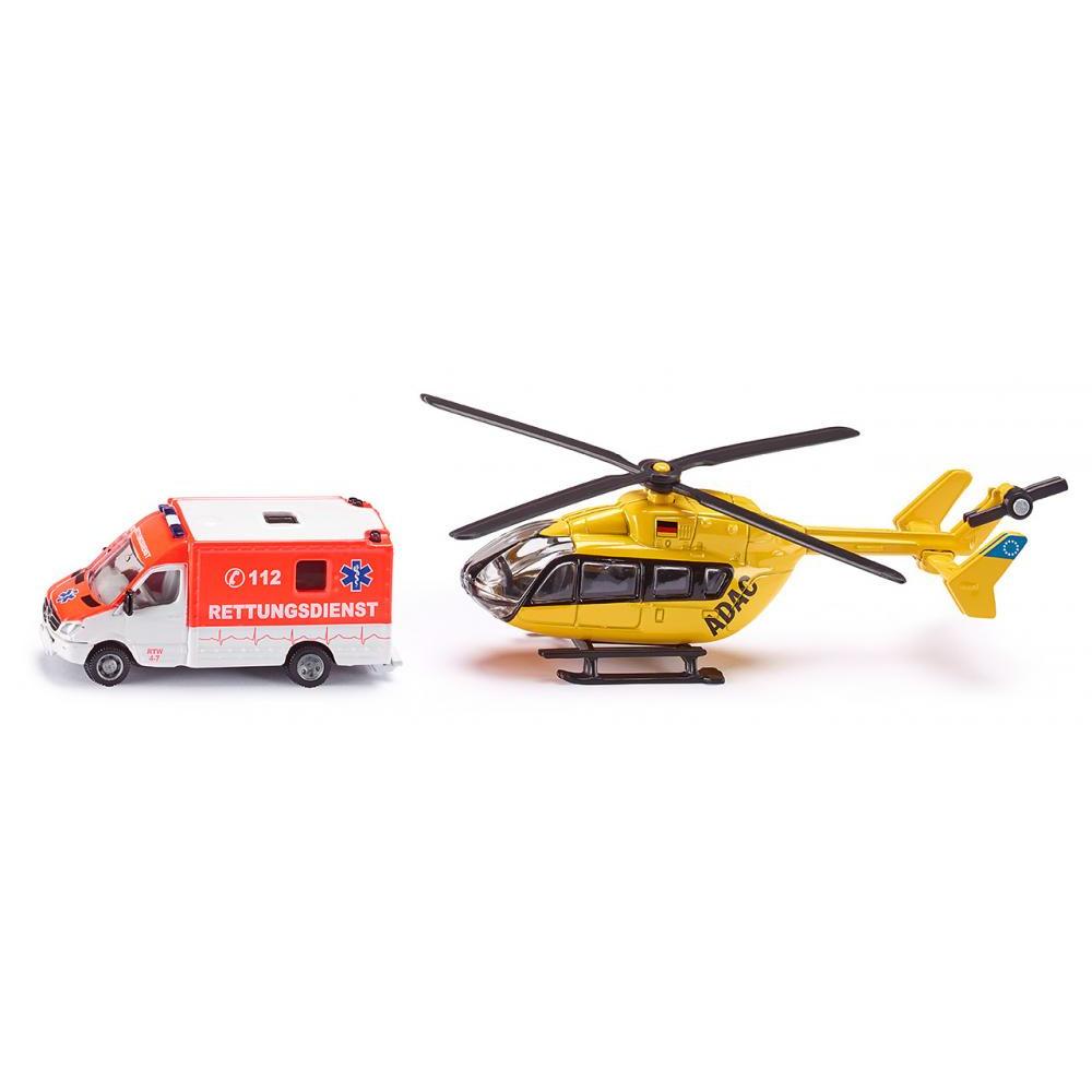 Set 2 masinute - Rescue Service | Siku - 3