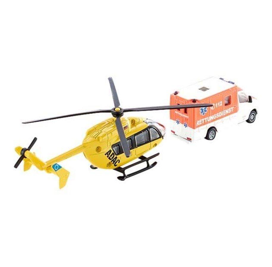 Set 2 masinute - Rescue Service | Siku - 2