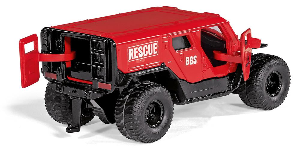 Masinuta - GHE-O Rescue BGS   Siku - 2