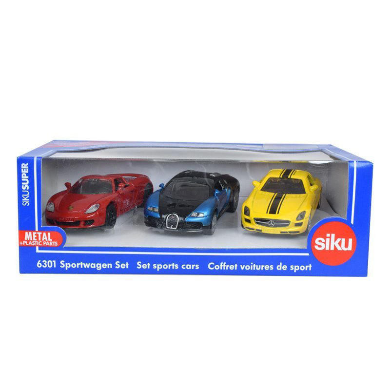 Jucarii - Gift set sports car | Siku