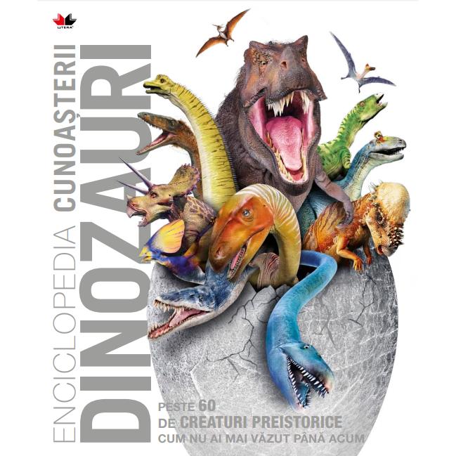 Enciclopedia cunoasterii. Dinozauri |