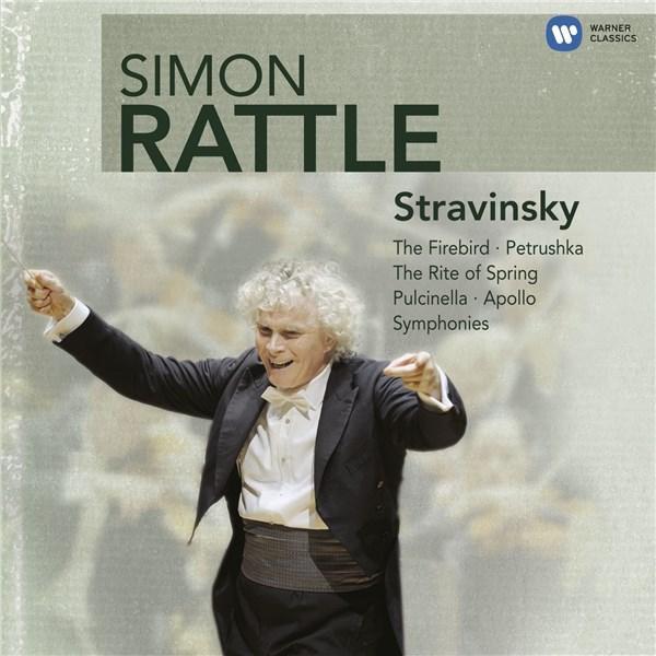 Simon Rattle Edition - Stravinsky